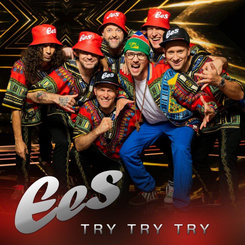 """X-Factor Gewinner 2018 EES präsentieren ihr Video """"Try, Try, Try"""""""