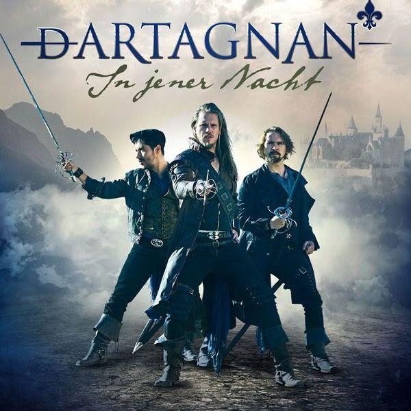 """dArtagnan – neues Video: """"In jener Nacht"""""""