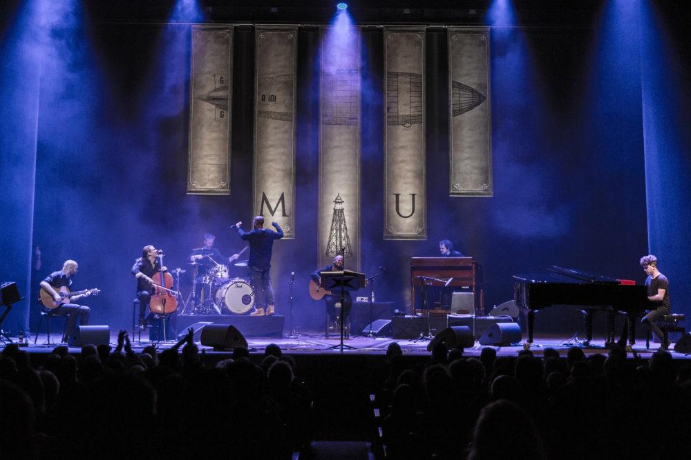 Konzerthinweis: MAIDEN UNITED am 30.03.2019 in Bad Homburg – Kurtheater // feat. Frank Beck & Special Guests (Elina Siirala, Alexx Stahl & Chris Bay) mit exklusiver Theatershow