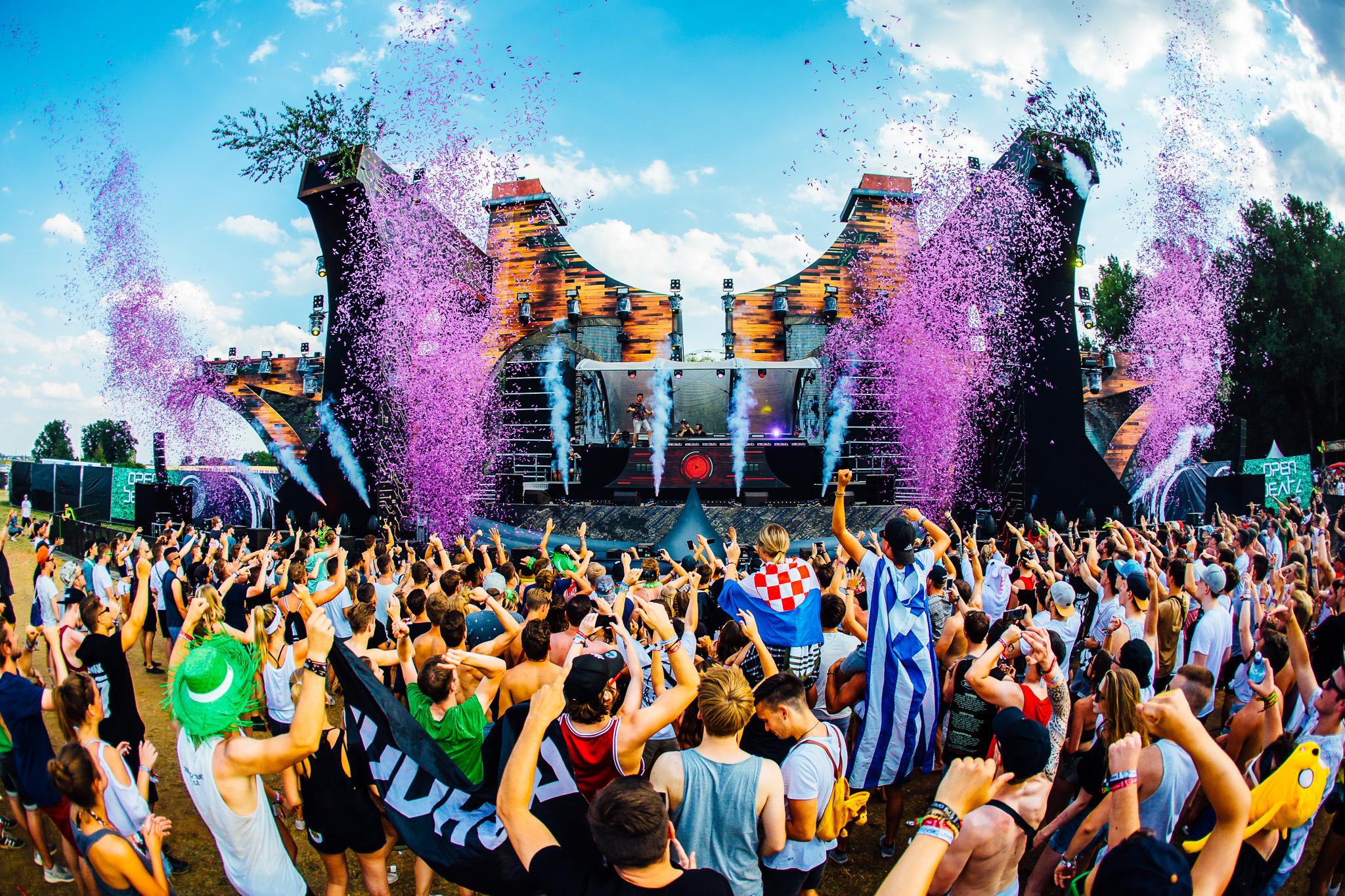 Das OPEN BEATZ Festival gibt Line Up der Phase 2 bekannt