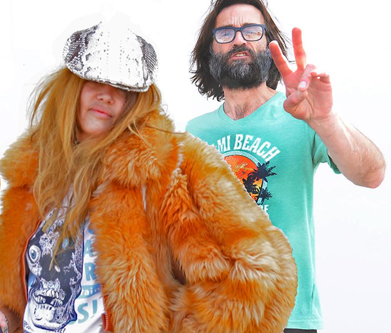 Legendäres Garage-Rock-Duo ROYAL TRUX kündigt erstes Album seit 19 (!) Jahren an
