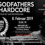 News: Deutschlandpremiere von The 'Godfathers Of Hardcore' am 8.2. in Berlin!