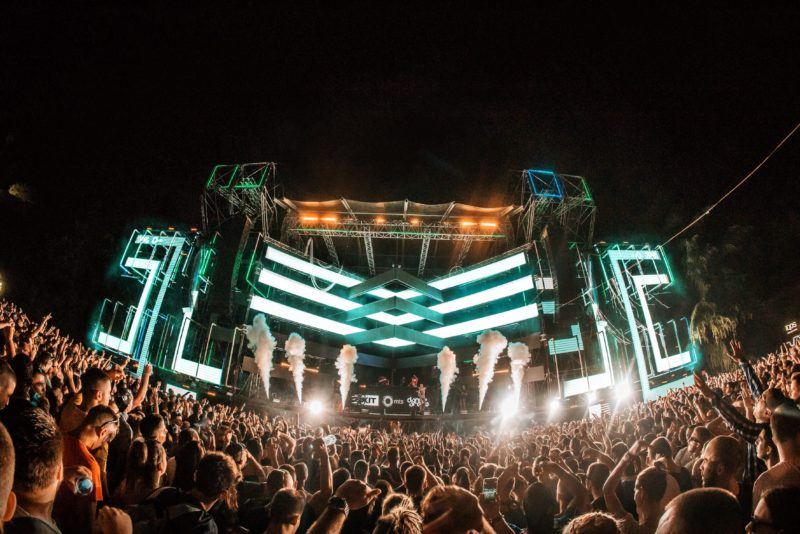 EXIT Festival verkündet die Techno und House Headliner