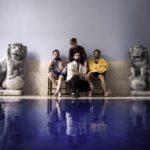 FOALS  Tour-Footage und Backstage Aufnahmen