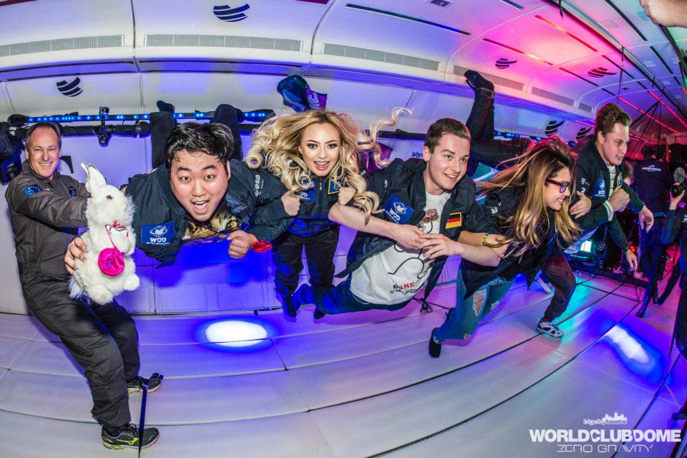 BigCityBeats schreibt Musik- und Weltgeschichte – Weltweit einzigartiger Zero-Gravity-Club startet am 25. März