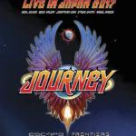 """Journey veröffentlichen neuen Konzertfilm """"Live In Japan 2017: Escape + Frontiers"""""""