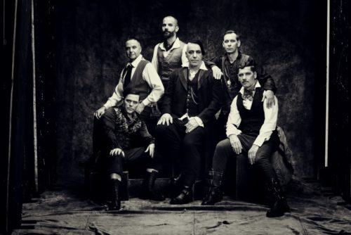 Rammstein: PHOTO CREDIT Jes Larsen