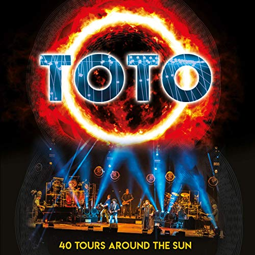 """TOTO zu Hause live erleben: Konzertfilm & Live-Album """"40 Tours Around The Sun"""" ist da"""