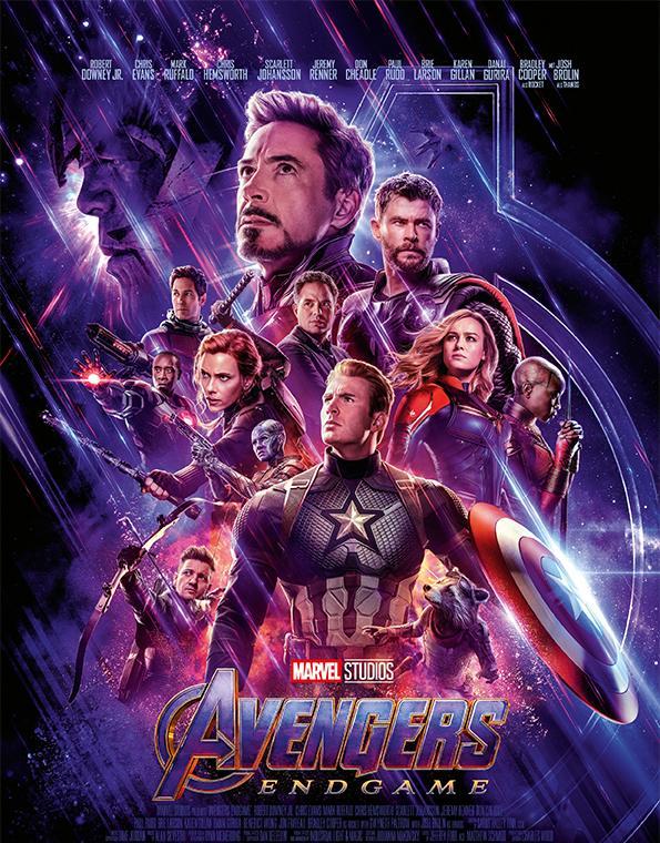 """Der Filmscore zu """"Avengers: Endgame"""" ab Freitag erhältlich"""