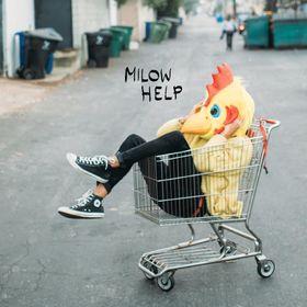 """MILOW veröffentlicht seine neue Single """"HELP"""""""