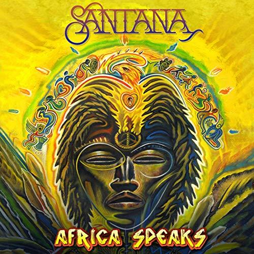 SANTANA veröffentlicht am 7. Juni 2019 das neue Album AFRICA SPEAKS