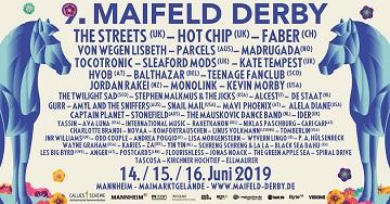 """""""Maifeld Derby"""" bestätigt weitere Künstler und hat den Festival-Teaser veröffentlicht!"""
