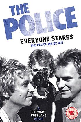 """THE POLICE Dokumentation """"Everyone Stares"""" von Stewart Copeland"""
