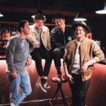 Provinz – Die Band gab am Samstag ihr TV-Debüt bei Inas Nacht