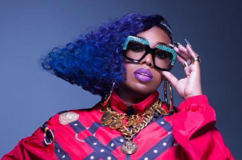 Missy Elliott - Credits: Derek Blanks