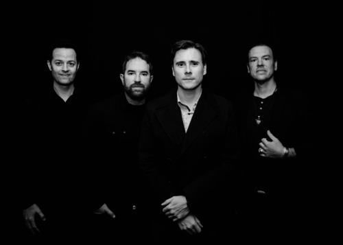 Jimmy Eat World  - Credits: Oliver Halfin